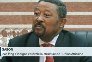 Jean Ping balance sur lUnion Africaine