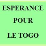 Esperance pour le Togo