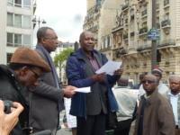 TOGO : Communiqué final du Rassemblement du 02 mai 2015 à Paris POUR LA VERITE DES URNES !