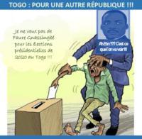 L'AVENIR DÉMOCRATIQUE DU TOGO : une transition avant de changer de République