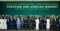 ZONE DE LIBRE ÉCHANGE CONTINENTAL POUR 44 PAYS AFRICAINS : Opter pour le rêve face à la réalité des échanges sous haute protection